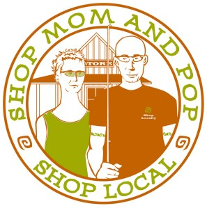 Mom and Pop shop